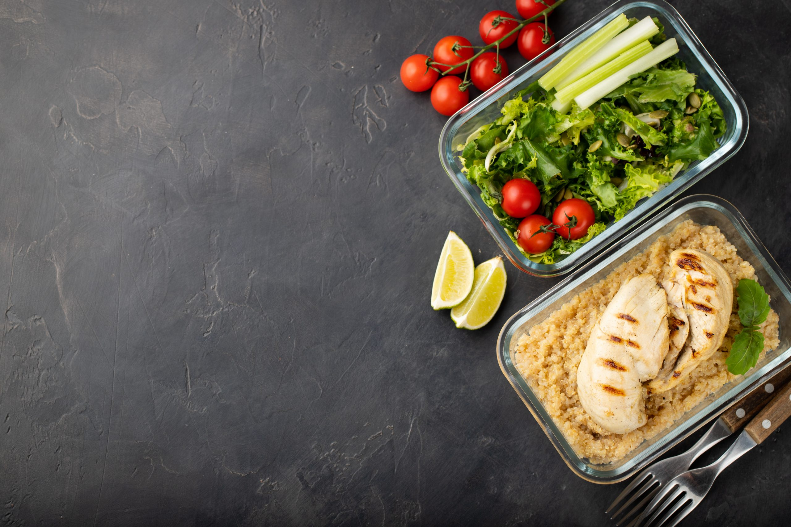 How To Make Meal Prep A Lifestyle Change (And Tips To Stick To It!)