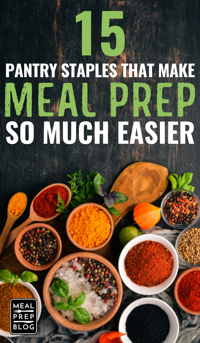 Kitchen Supplies That Make Meal Prep So Much Easier, Easy Meal Prep Tips #mealprep #mealprepideas #easymealprep #mealpreptips